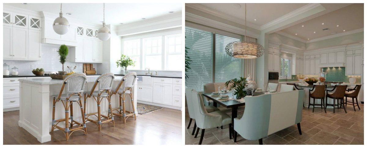 kitchen remodel ideas 2019, zoning space in kitchen design 2019