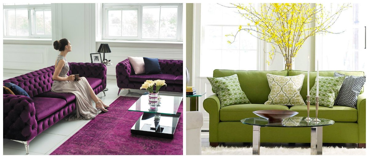 Latest sofa designs 2019: top styles, trends and colors of ...