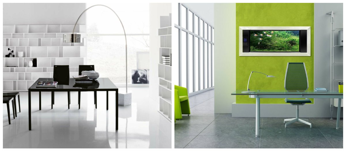 modern office decor, top trends, tips and ideas for modern office design