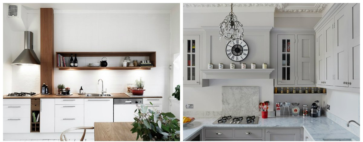 Small Kitchen Design 2019: Top Trends And Ideas For Small