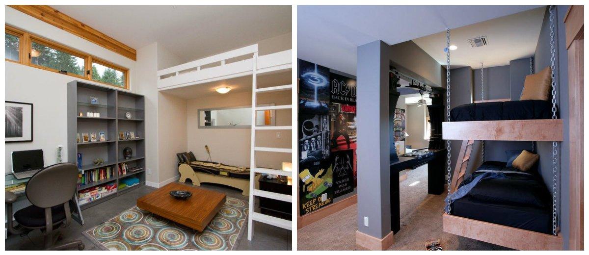teen boy bedroom ideas, furniture design ideas in teen boy bedroom