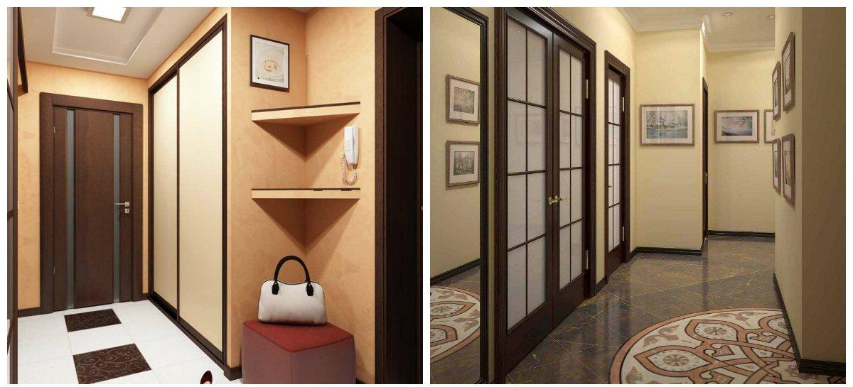 hallway decorating ideas decor materials for hallway interior design & Hallway decorating ideas: top trends and decor ideas for hallway design