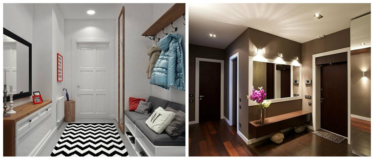 hallway ideas 2019, top trends, tips and color for hallway design 2019
