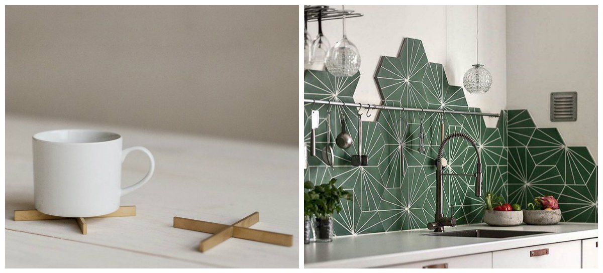 kitchen renovation ideas 2019, stylish cup supplies, stylish tiles