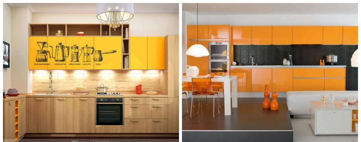 latest kitchen designs 2019, brightness in latest kitchen designs 2019
