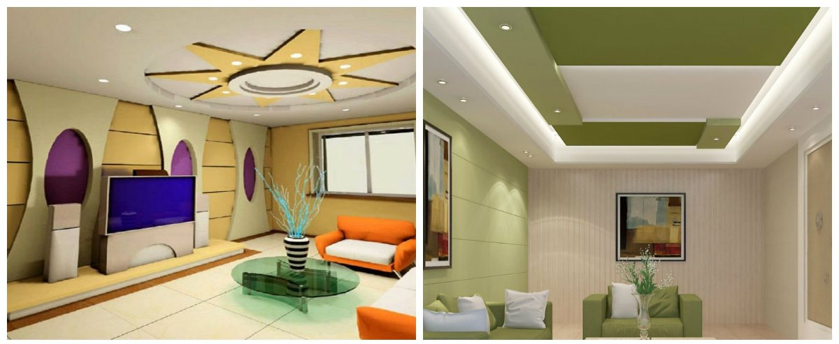 small hall interior design ideas, ceiling design in small hall interior design ideas