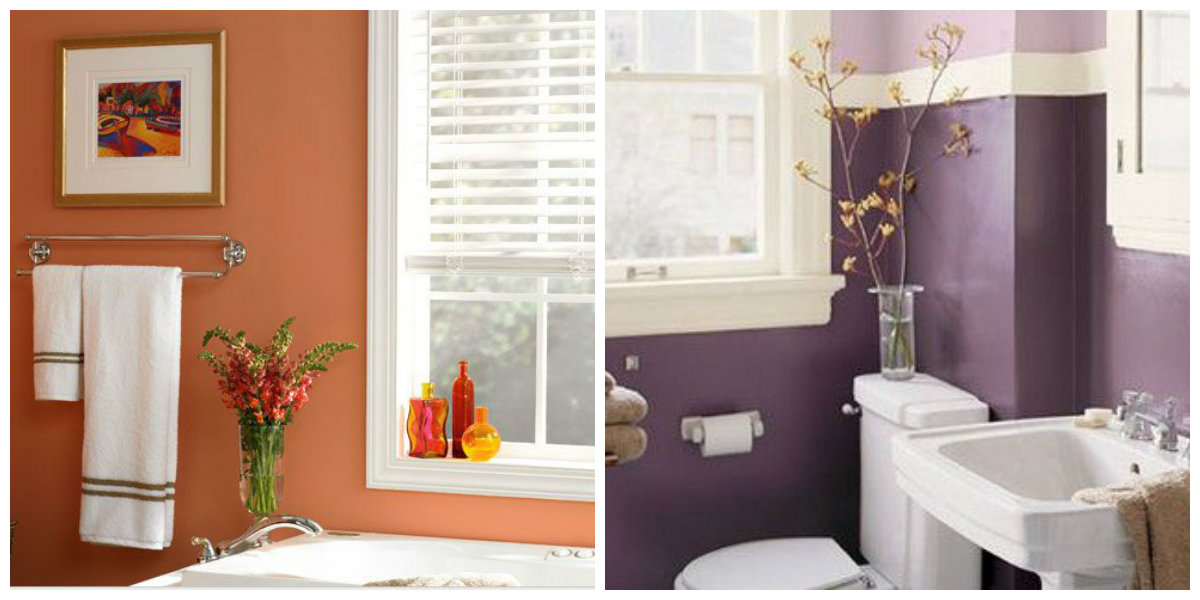 Bathroom Paint Colors 2020: TOP SHADES and Color Combinations for BATHROOM