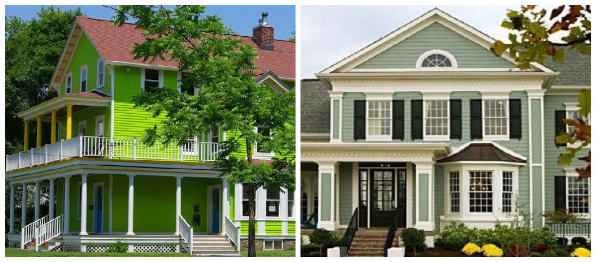 exterior paint colors 2019, top stylish trends and tips for exterior design ideas 2019