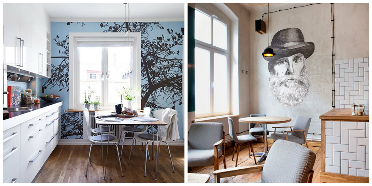 farmhouse kitchen decor, kitchen photo wallpaper ideas