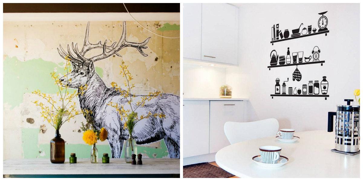 farmhouse kitchen decor, wall decor ideas for farmhouse kitchen