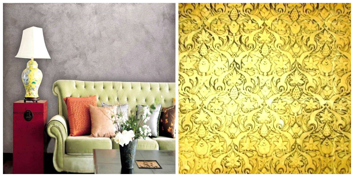 farmhouse wall decor, texture wall painting ideas