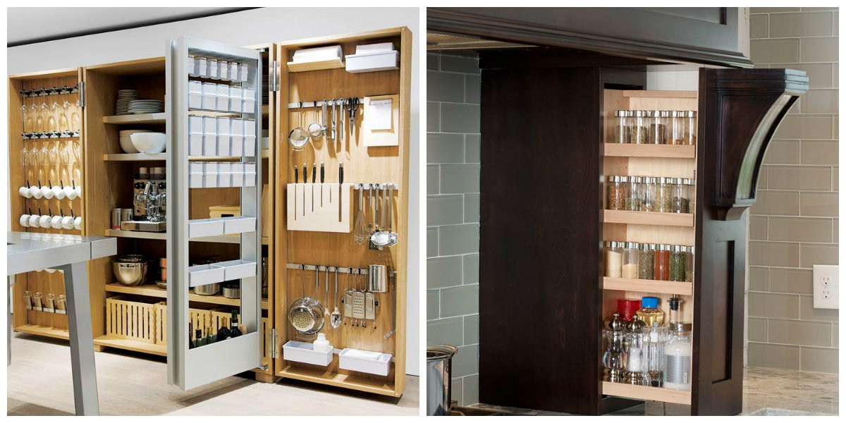 kitchen cabinets ideas 2019, storage systems for kitchen cabinets