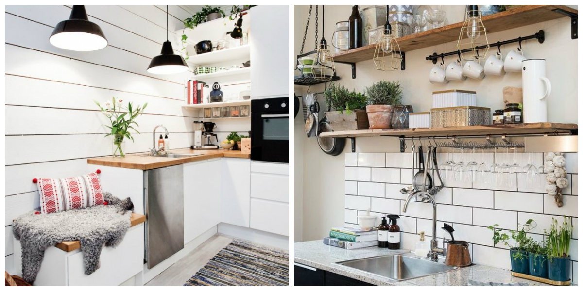 kitchen decor ideas 2019, how to give kitchen design new look
