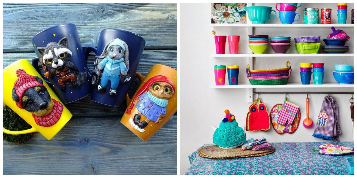 kitchen decor ideas 2019, stylish accessories for kitchen design 2019