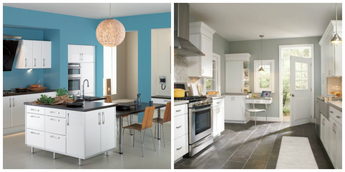 Kitchen Paint Colors 2020: BEST HUES and COLOR COMBINATIONS in KITCHEN