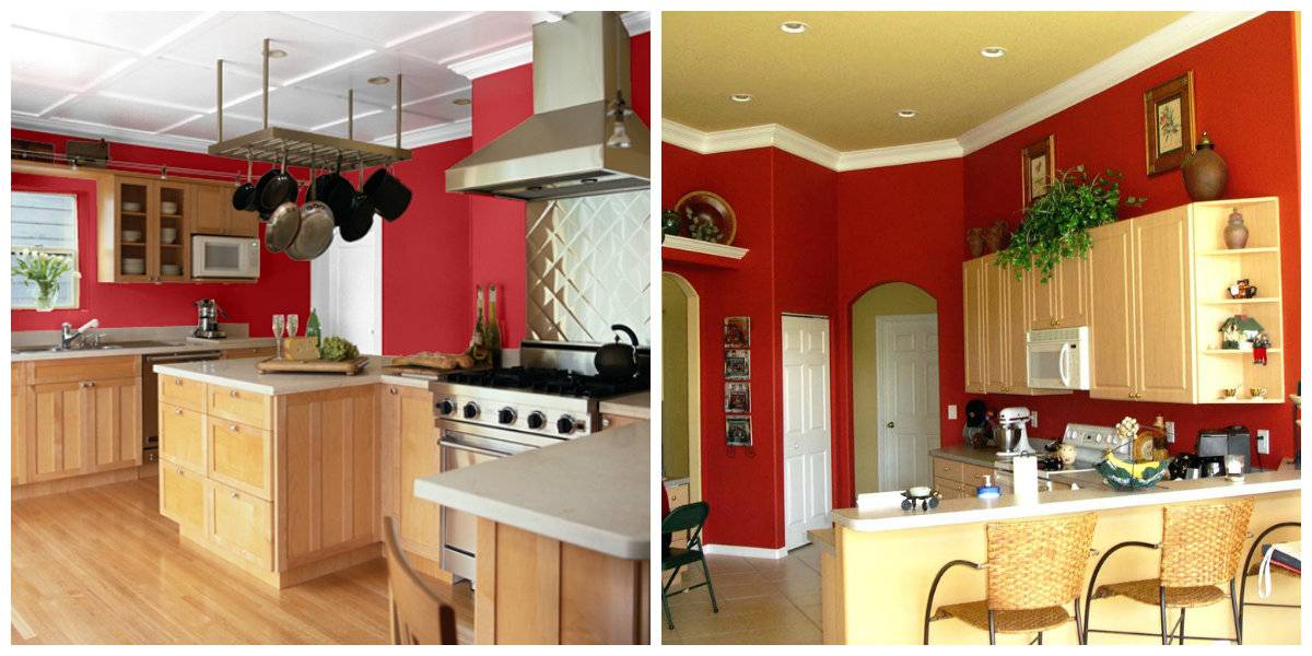 Great Color Combinations For The Kitchen