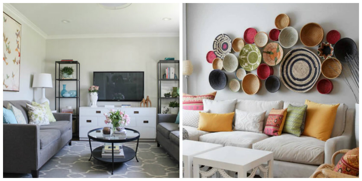 25 Best Small Living Room Decor And Design Ideas For 2019: Living Room Decor Ideas 2019: TOP TRENDS And Ideas For