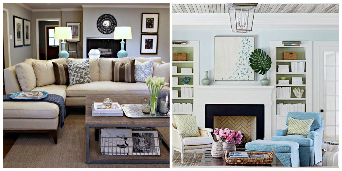 Home Design Ideas 2019: Living Room Decor Ideas 2019: TOP TRENDS And Ideas For