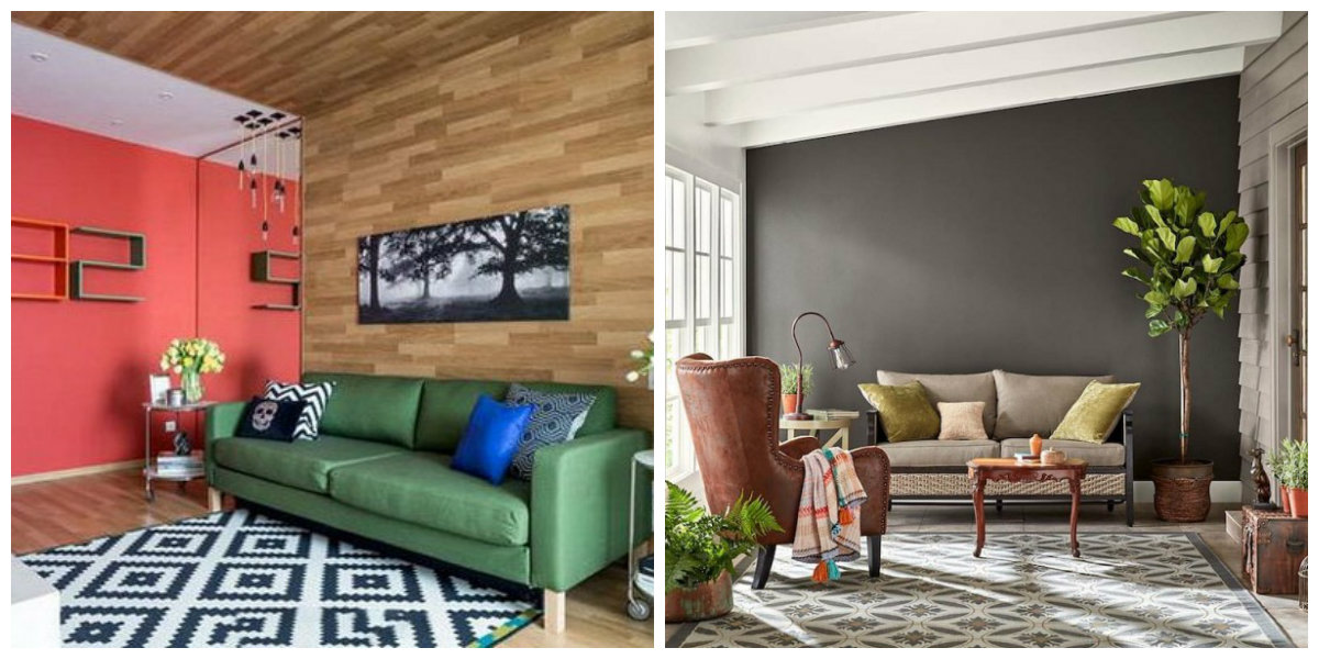 living room paint colors 2019, top trends and colors for living room design 2019