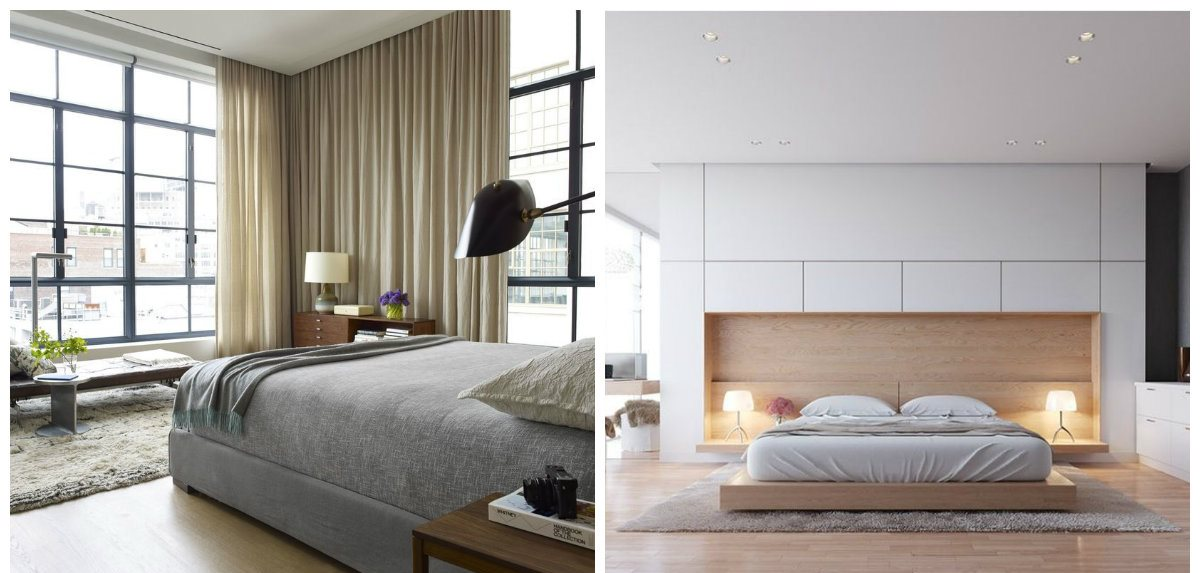 modern bedroom design 2019, modern style bedroom lighting ideas