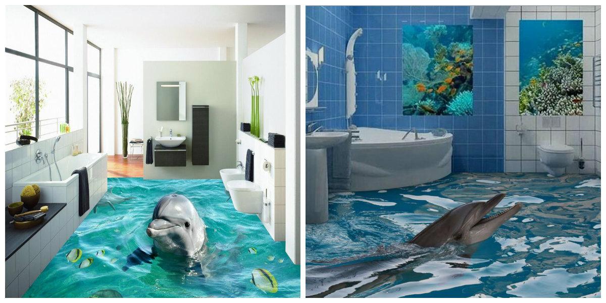 ocean themed bathroom, stylish ideas for ocean bathroom