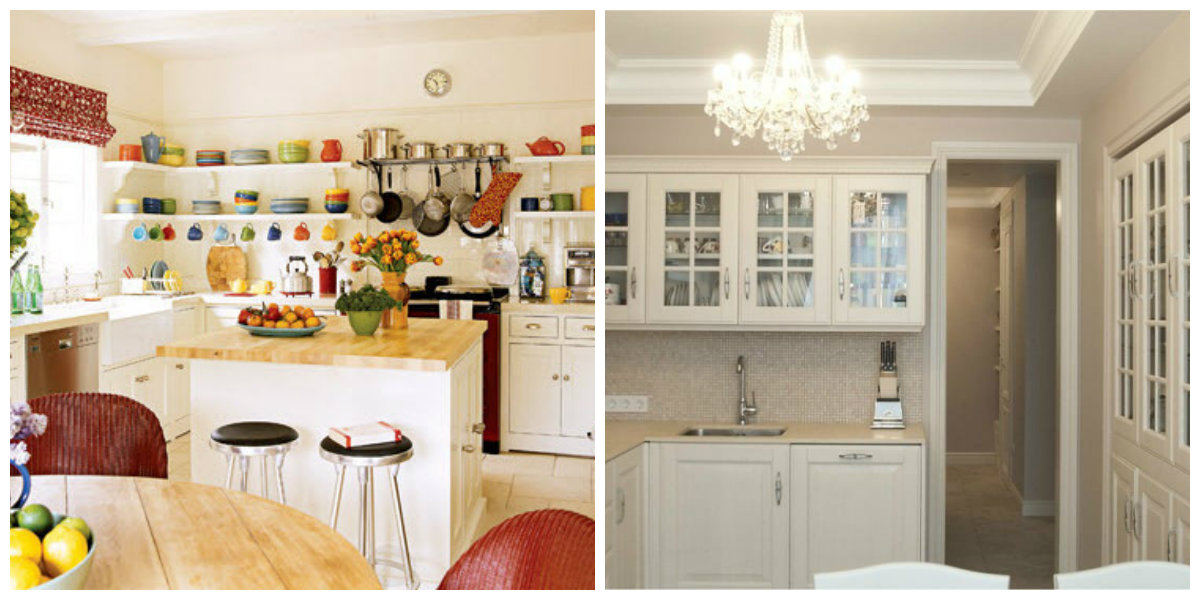 Small Kitchen Designs 2020: Top 7 Fashionable Ways to Design Small Kitchen