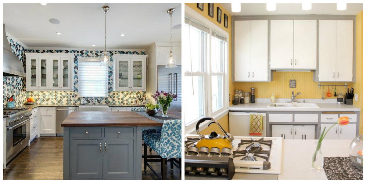 White Kitchen Cabinets 2019 Fashionable Ideas For White