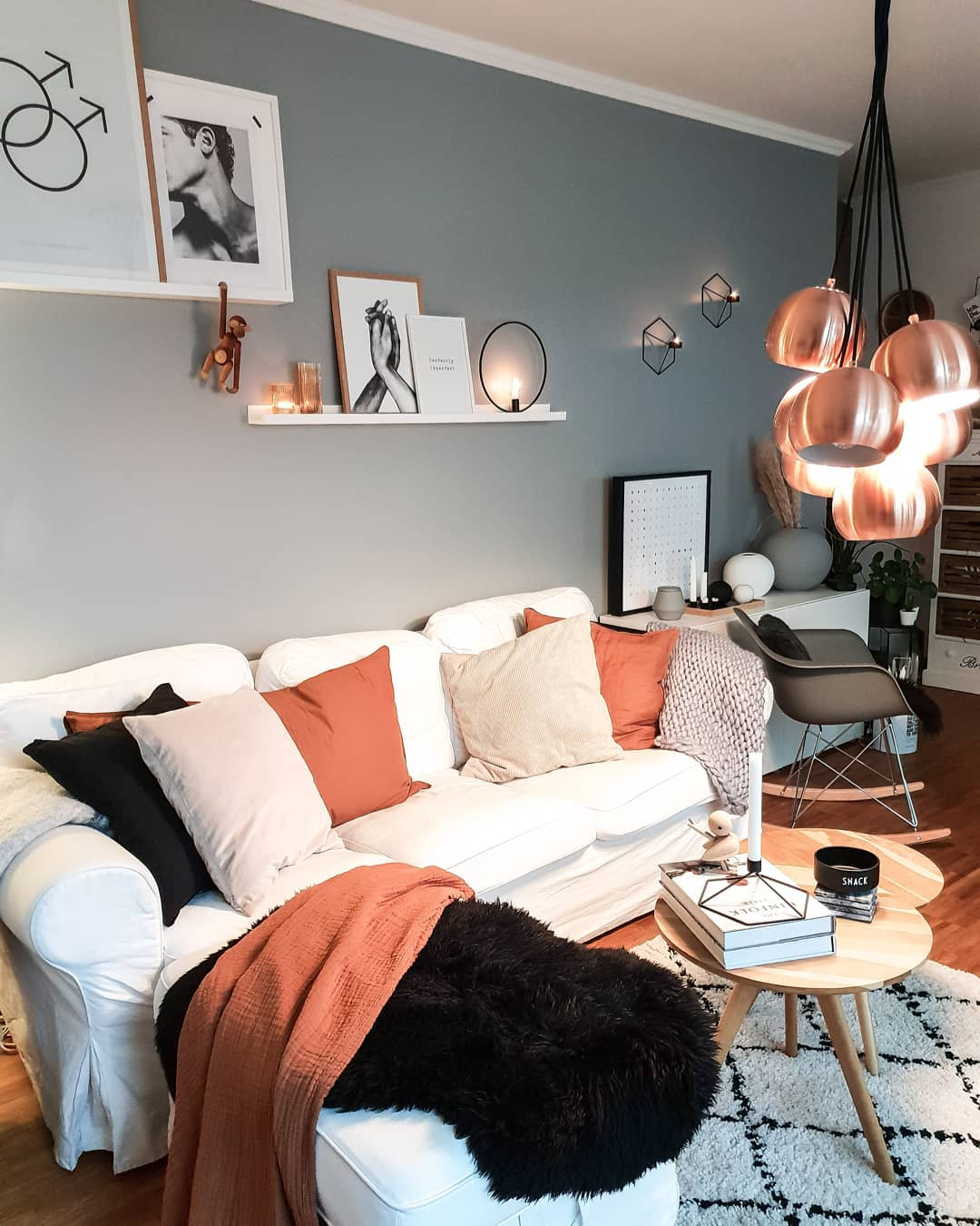 Popular Living Room Colors 2020: Trendy Shades for Living Room Design Ideas 2020